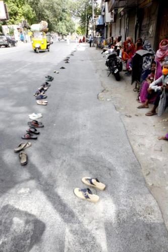 The scorching heat worth Rs.500
